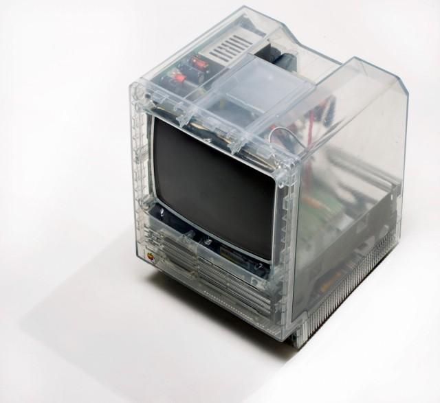 你绝对没见过 超稀有苹果原型机曝光