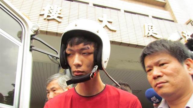 台北捷运惨案凶犯为大学生 落网后称小学就想杀人