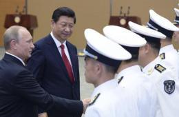 中俄互给力 军演维护亚太稳定