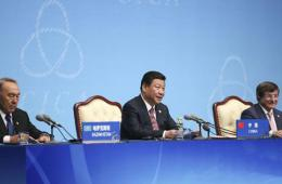 中国为亚洲和平安全奠定新基石