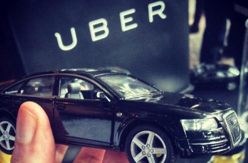 打车应用Uber本周拟融资5亿美元 估值达120亿