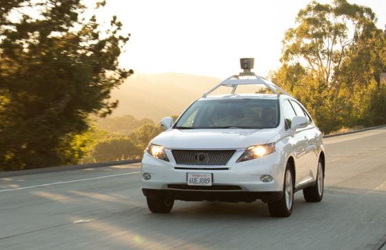 加州将为无人驾驶汽车发放执照:要求严格   加州机动车管理高清图片