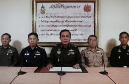 泰国军方正式发动政变封锁政府大楼