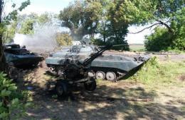 乌正规军拒射击平民被基辅武装分子攻击 致15死35伤