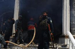 印度驻阿富汗领事馆遇袭