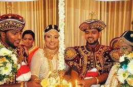 斯里兰卡僧伽罗传统婚礼