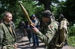 乌克兰军队与东部反政府武装交火死伤数十人