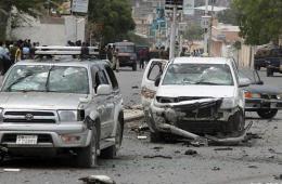 索马里议会遭袭至少4名安全人员死亡