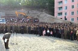 媒体:朝鲜塌楼超500人死 至少5人被枪毙或免职