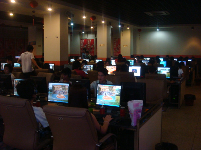 中国端游生存报告:网吧用户三线城市最多