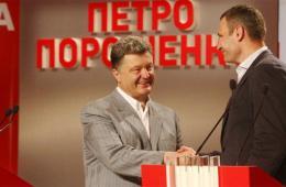 计票结果显示波罗申科当选乌克兰总统已无悬念