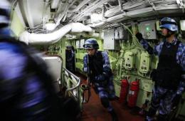中俄海上联合军演实战味道浓看点多
