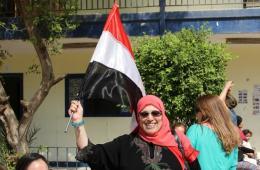 埃及总统大选投票继续进行 选民对新总统充满期待