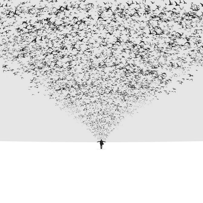 观念摄影:孤独之旅