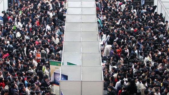全国就业人员达7亿多人 劳动力市场陷两难矛盾
