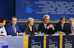 欧洲极右政党谋划在新一届欧洲议会成立党团