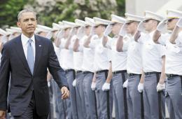 奥巴马西点军校演讲阐述新外交政策