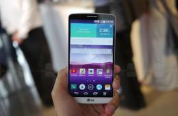 538ppi巨屏+骁龙801四核 LG G3初体验