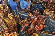 纪实摄影:印度孀妇的胡里节