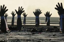印尼纪念Lapindo泥石流爆发8周年