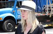 妮基·希尔顿6月3日纽约街拍