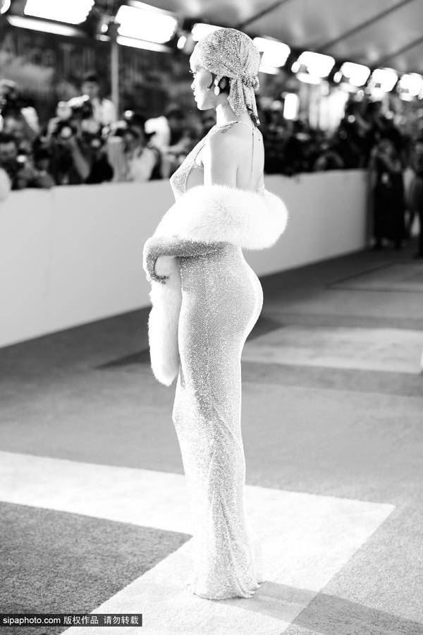 黑白视角记录2014美国服装设计师协会时尚大奖