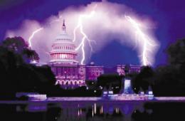 """美国""""最具雄心""""气候举措:发电厂碳排放减3成"""