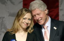切尔西·克林顿:用创业精神打造家族基金会