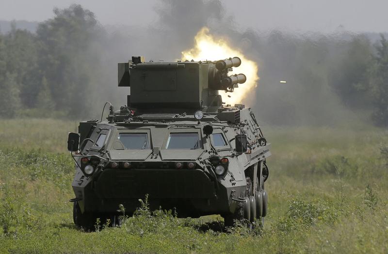 乌克兰军队于卢甘斯克遭受败绩 部队转入守势