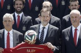 足球高于政治 盘点各国政要为世界杯英雄出征壮行