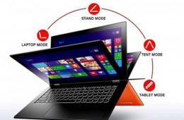 联想Yoga 2 Pro:超极本兼平板电脑皆出彩