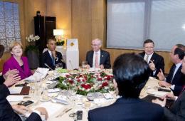 七国集团峰会开幕 乌克兰问题成核心议题