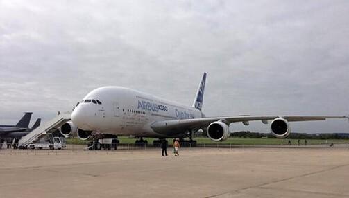 空客拟生产电动发动机飞机 首架原型机2030年问世图片