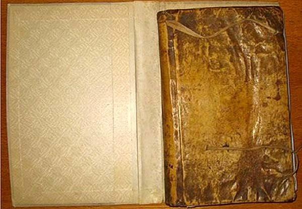 Book Covered In Human Skin : 美国哈佛大学图书馆证实发现首本人皮书 国际新闻 环球网