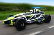 英国交警配备世界顶级赛车