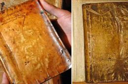 美国哈佛大学图书馆证实发现首本人皮书