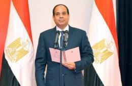 埃及新当选总统塞西宣誓就职
