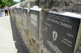 美太平洋战争博物馆再现二战中美等共同抗击日本历史