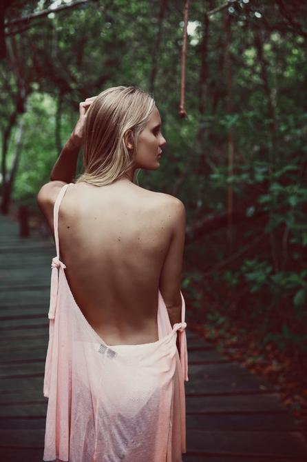 商业摄影:沙滩girl