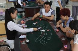 河南一售楼处促销改赌场 称体验博彩文化