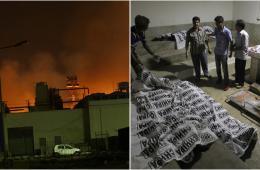 巴基斯坦卡拉奇机场遭袭 军方称袭击者均被击毙
