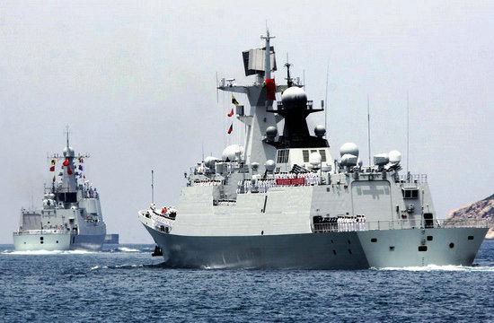 我们来了!中国海军参加环太军演有何玄机