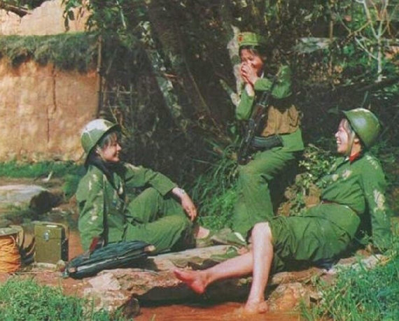 中越边境中国老兵:打越南的话我们这些人全上! - 雨雪风云 - 风云