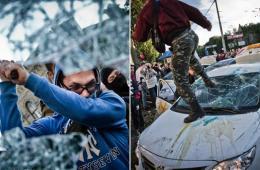 俄驻乌使馆遭示威者冲击 俄罗斯表示极大愤慨