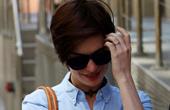安妮·海瑟薇6月15日纽约街拍