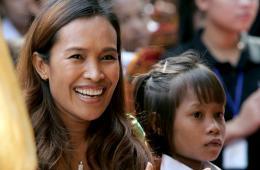 柬埔寨著名慈善活动家被指夸大事实骗取善款