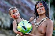 纪实摄影:雨林里的世界杯