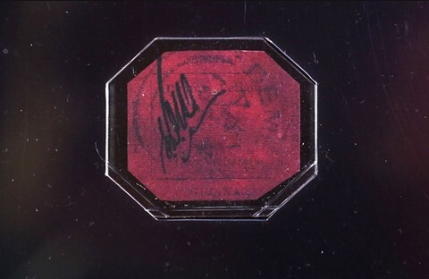 5900万元邮票拍卖价格再次刷新邮票拍卖纪录