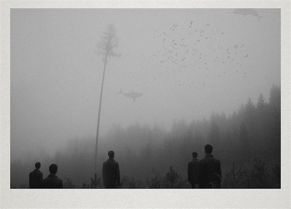 观念摄影:百年孤独