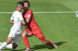 费莱尼替补救主 比利时2-1逆转阿尔及利亚